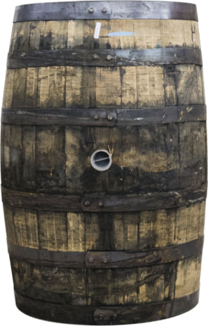 Barrel – Early Times Whiskey