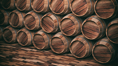 Used Rum Barrels for Sale